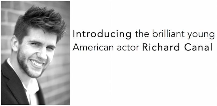 Richard Canal Introducing