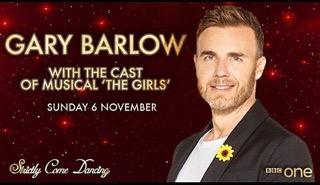 gary barlow & The Girls