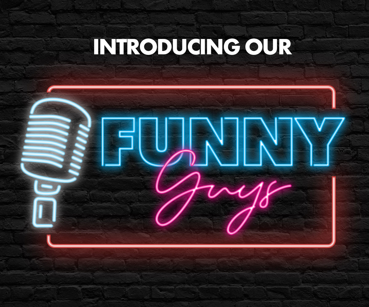 Soho Voices - FunnyGuys_Title